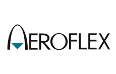 Aeroflex Test Solutions - Navy logo