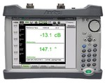 Anritsu S820E Microwave Site Master. Supplied with 3 year warranty coverage.
