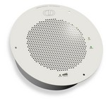 CyberData Corporation 011103 Singlewire Informacast/Berbee-enabled IP Speaker - Signal White (RAL 9003)