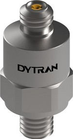 Dytran Instruments Inc. 3200B 70,000g range, 0.05 mV/g, 10-32 top connector, 1/4-28 mounting stud