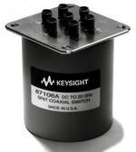 Keysight Technologies Inc. 87106A Switch, SP6T, DC-4 GHz, terminated