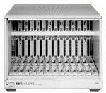 Keysight Technologies Inc. E1401B 13-slot C-size, VXI Mainframe with 650W Power Supply.