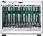 Keysight Technologies Inc. E8404A 13-slot C-size VXI Mainframe, 1000W PS, Enhanced monitor, color graphic display