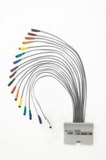 Keysight Technologies Inc. E5381B Probe, 17 channel differential flying leads, connects to 90-pin Logic Analyzer cable