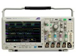 Tektronix MDO3024GSA GSA Contract Only - Mixed Domain Oscilloscope; (4) 200MHz analog channels, 10M record length, 200MHz spectrum analyzer, 3-year warranty, Certificate of Traceable Calibration Standard