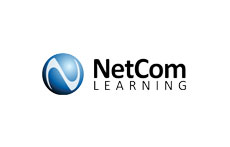 NetCom Learning logo