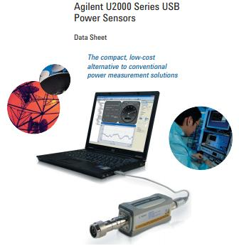 USB power sensors