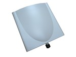Altai Technologies AA-3058C20 Altai Panel Antenna with 5GHz, 14dBi, 25
