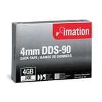 Imation 43347 1PK DDS2 DAT 4MM 120M 4/8GB     TAPE CARTRIDGE